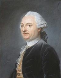 portrait d'homme by simon-bernard lenoir