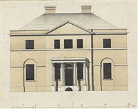 boldre rectory, new forest, hampshire by robert mylne the younger