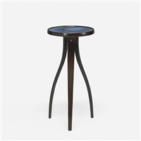 occasional table by harvey probber