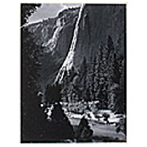 el capitan by ansel adams