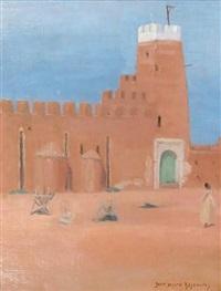 la citadelle marocaine by jean désiré bascoules