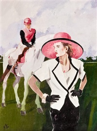ascot by robert a. saunders