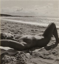 nus féminins (2 works) by pierre boucher
