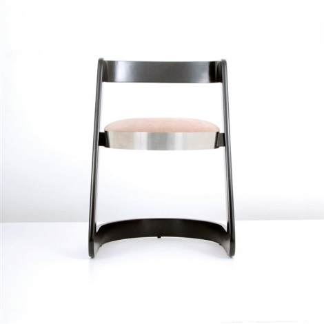 Cantilevered Chair By Willy Rizzo On Artnet