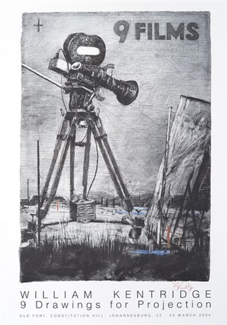 9 films by william kentridge