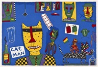 cat man by norman clive catherine