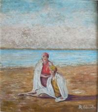 baigneuses by roland-marie gérardin