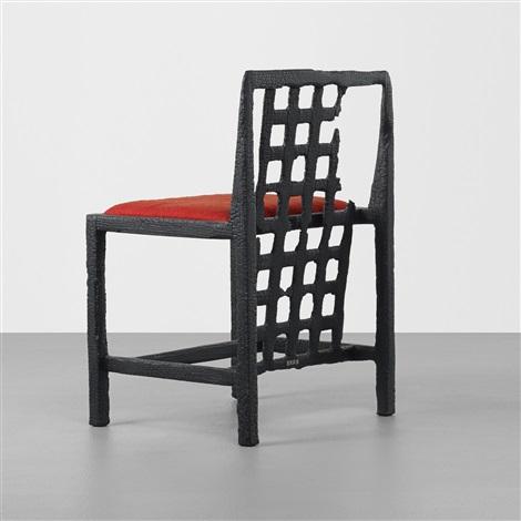 Where Thereu0027s Smoke DS3 Chair, 2005. Maarten Baas
