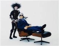edward & andy (toy giants) by daniel and geo fuchs