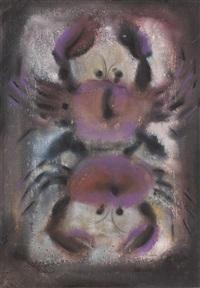 crab by liu ch'i-wei