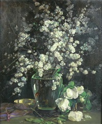 sloe blossom by williams anderson
