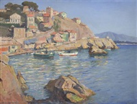 capri by john william (sir) ashton