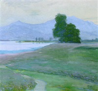 chiemsee by ernst dorn