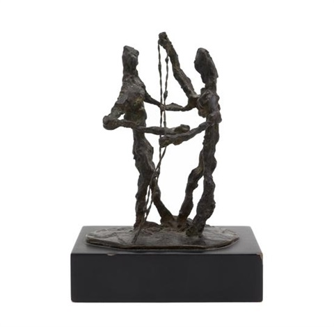 the couple by germaine richier