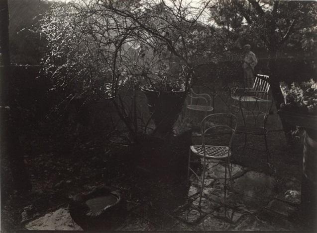 jardin by josef sudek