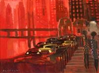 new york by eliano fantuzzi