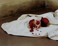pomegranates by yoo hyun mi