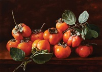 persimmons by boris leifer