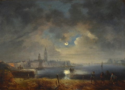 nocturno by jan josefsz van goyen