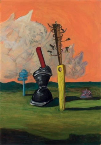 objects of nature by george condo