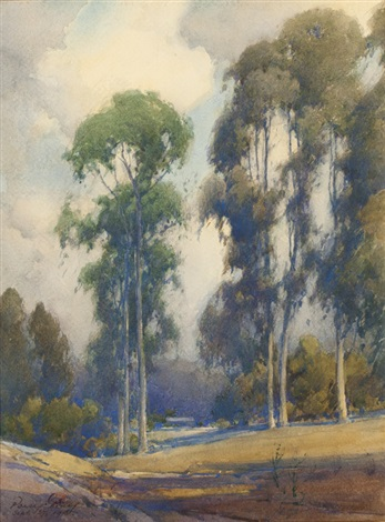 house through the eucalyptus by percy gray