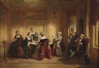 the letter by henricus engelbertus reijntjens