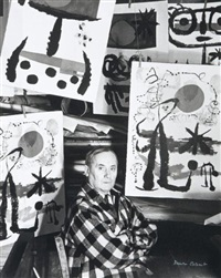 joan miró by denise colomb