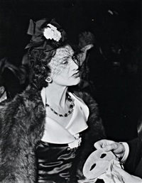 coco chanel, paris by john phillips