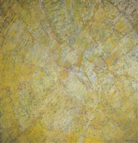 abstract composition by jacques germain