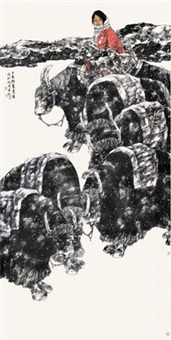 高原情 by li wei