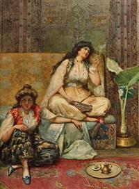 haremin gözdeleri by francesco de maria