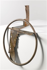 table piece cxiii by anthony caro