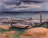 ver-sur-mer, la plage by andré lemaitre