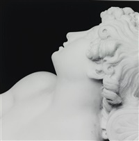 icarus (sleeping cupid) by robert mapplethorpe