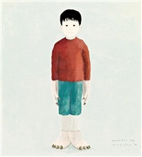 penguin march (+ monster boy; set of 2) by mayuka yamamoto