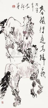 春风得意马蹄疾 by liu boshu