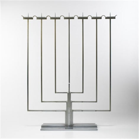 candelabrum by j robert swanson pipsan swanson saarinen and eliel saarinen