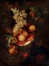 nature morte de fruits by gerard joseph xavery