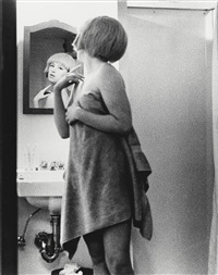 untitled film still #2 by cindy sherman