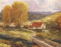 farm in the hills by miles jefferson early