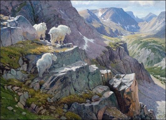 beartooth billies by ralph oberg