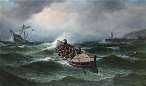 heroes of the sea to the rescue by john harvey mayall
