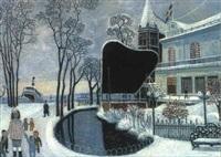 vintersondag by jurgen von konow