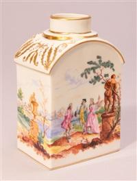 teedose wien by augarten
