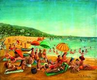 la plage by pierre mulliez
