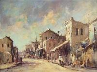 street scene, district six by christiaan nice