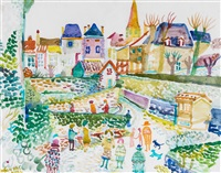 magnac laval (limousin) by fred yates