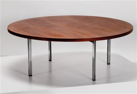 Coffee Table From Parallel Bar Series By Florence Knoll