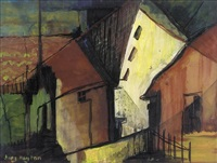 cottages by the harbour by inez hoyton