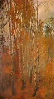 le bois de bouleau by sergei gusev